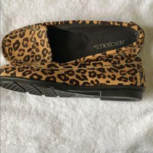 AEROSOLES Shoes - Aerosoles Nu-Day Leopard Classic Loafers
